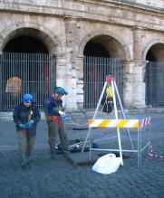 Ispezione_Colosseo