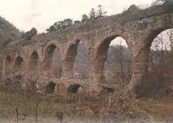 Il ponte della Mola - Acquedotto Anio Vetus