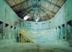 L'auditorium come si presenta oggi, dopo i lavori di restauro