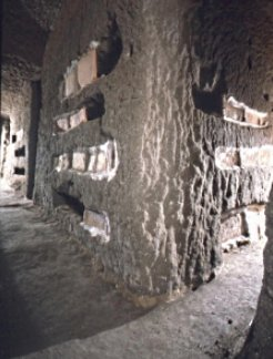 Catacombe di Generosa