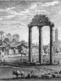 Riutilizzo del foro romano