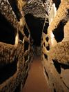 I numeri delle catacombe