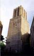 La torre pendente di Roma
